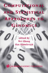 Computational and Statistical Approaches to Genomics by Wei Zhang;  Ilya Shmulevich