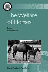 The Welfare of Horses by N. Waran