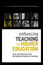 Enhancing Teaching in Higher Education by Peter Hartley