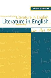Reader's Guide to Literature in English by Mark Hawkins-Dady