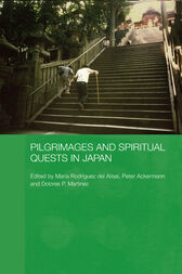 Pilgrimages and Spiritual Quests in Japan by Peter Ackermann