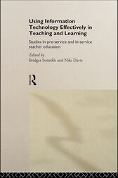 Using IT Effectively in Teaching and Learning by Niki Davis
