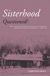 Sisterhood Questioned by Christine Bolt