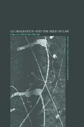 Globalisation and the Rule of Law by Spencer Zifcak