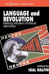 Language and Revolution by Igal Halfin