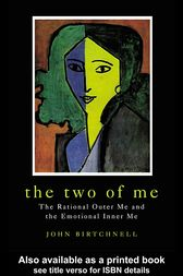 The Two of Me by John Birtchnell