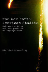 The New North American Studies by Winfried Siemerling