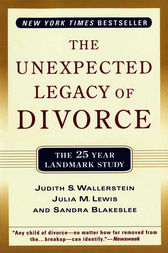 The Unexpected Legacy of Divorce by Julia M. Lewis