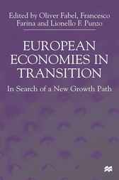 European Economics in Transition by Oliver Fabel