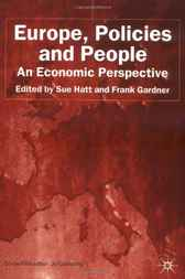 Europe, Policies and People by Sue Hatt
