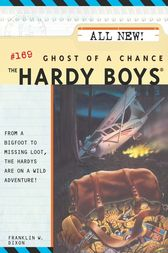 Ghost of a Chance by Franklin W. Dixon
