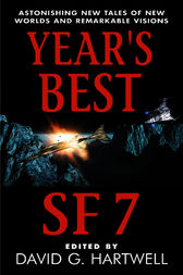 Year's Best SF 7 by David G. Hartwell