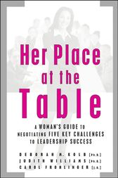 Her Place at the Table by Deborah M. Kolb