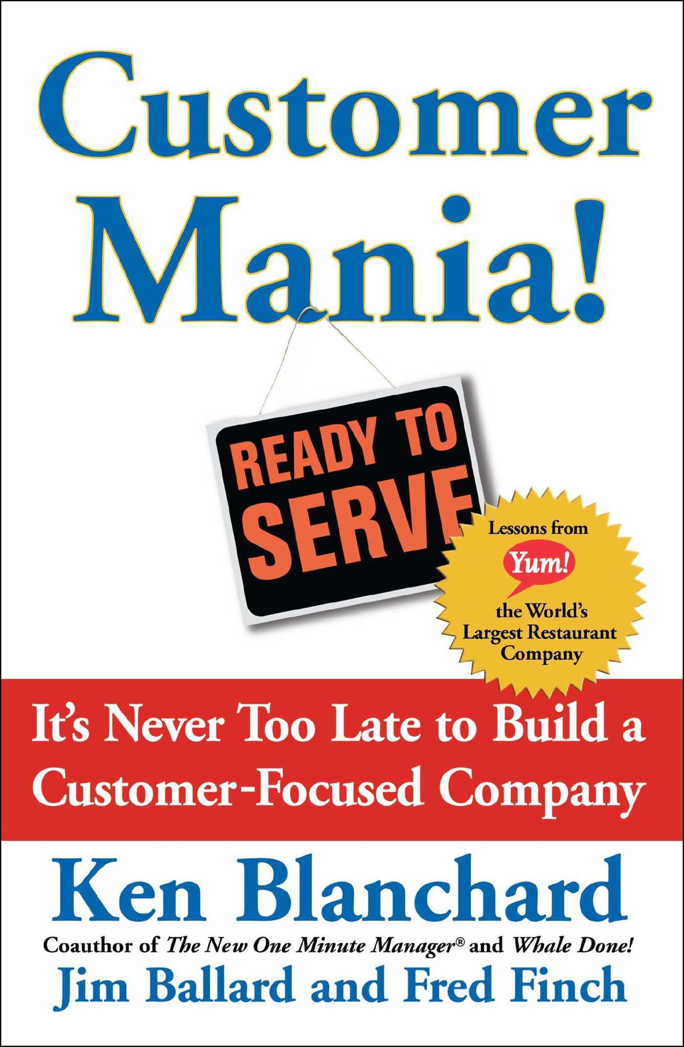Download Ebook Customer Mania! by Kenneth Blanchard Pdf