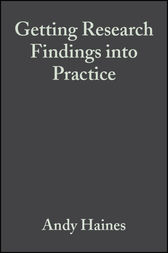 Getting Research Findings into Practice by Andy Haines