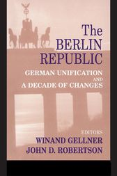 The Berlin Republic by Winand Gellner
