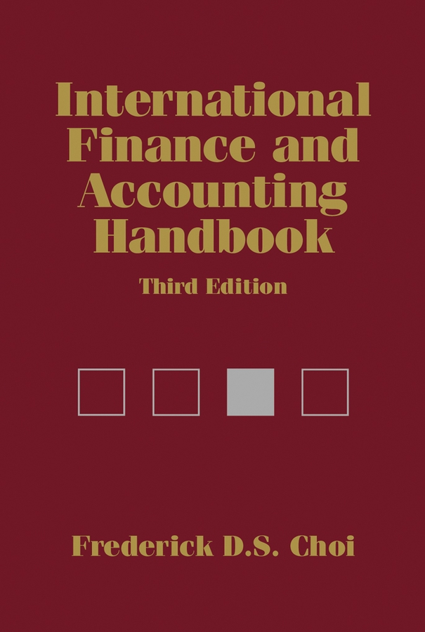 Download Ebook International Finance and Accounting Handbook (3rd ed.) by Frederick D. S. Choi Pdf