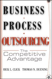 Business Process Outsourcing by Rick L. Click
