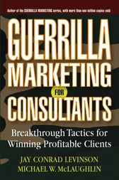 Guerrilla Marketing Jay Conrad Levinson Pdf