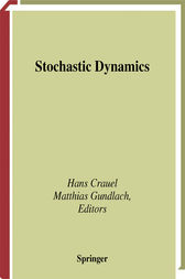 Stochastic Dynamics by Hans Crauel