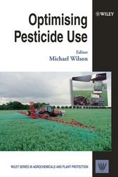 Optimising Pesticide Use by Michael Wilson
