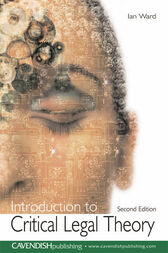 Introduction to Critical Legal Theory by Ian Ward