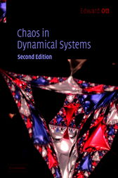 Chaos in Dynamical Systems by Edward Ott