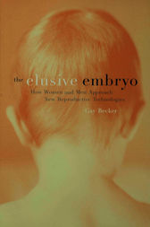 The Elusive Embryo by Gay Becker