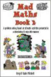 Mad Math for Primary Students Book 2 by Greg Mitchell