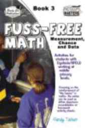 Fuss-Free Math Book 3 – Measurement, Chance, Data & Space by Sandy Tasker