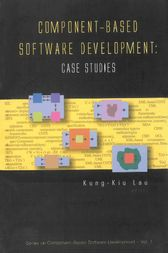 Component-Based Software Development by Kung-Kiu Lau