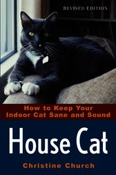 House Cat by Christine Church