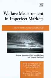 Welfare Measurement in Imperfect Markets by T. Aronsson
