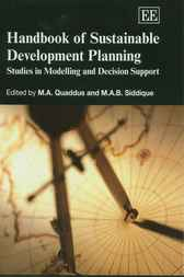 Handbook of Sustainable Development Planning by M. A. Quaddus