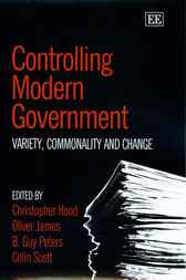 Controlling Modern Government by C. Hood