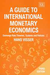 A Guide to International Monetary Economics by H. Visser