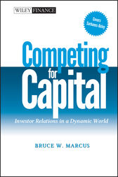 Competing for Capital by Bruce W. Marcus