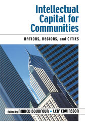 Intellectual Capital for Communities by Ahmed Bounfour