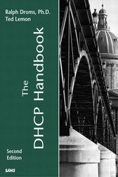 The DHCP Handbook by Ralph Droms