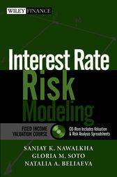 Interest Rate Risk Modeling by Sanjay K. Nawalkha
