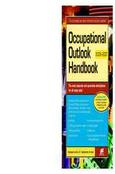 Occupational Outlook Handbook, 2006-2007 Edition by U.S. Department of Labor