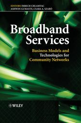 Broadband Services by Imrich Chlamtac