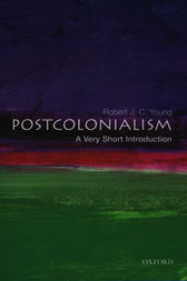 Postcolonialism: A Very Short Introduction by Robert J. C. Young