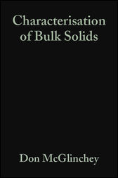 Characterisation of Bulk Solids by Don McGlinchey