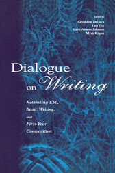 Dialogue on Writing by Geraldine DeLuca