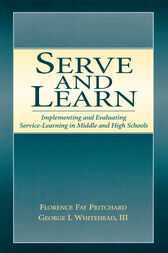 Serve and Learn by Florence Fay Pritchard