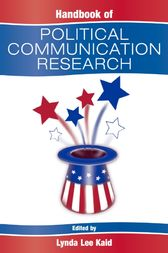 Handbook of Political Communication Research by Lynda Lee Kaid