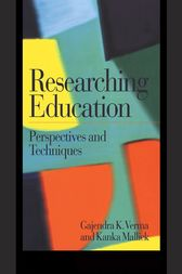 Researching Education by Kanka Mallick