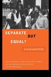 Separate But Equal? by Tony Edwards