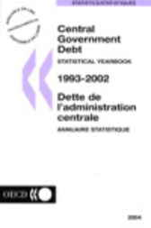 Central Government Debt by Organisation for Economic Co-operation and Development